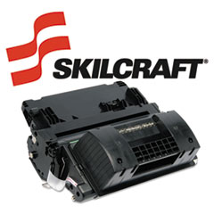 SKLCC364X - SKILCRAFT Remanufactured CC364X High-Yield (64X) Toner, 24000 Page-Yield, Black