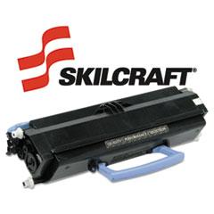 SKLD1700 - SKILCRAFT Remanufactured High-Yld 310-5400 Y5007 (1700) Toner, 6000 Page-Yld, Blk