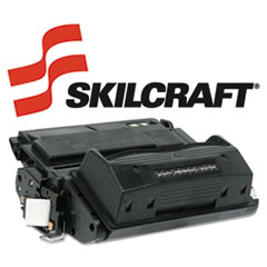 SKLQ1339A - SKILCRAFT Remanufactured Q1339A (39A) Toner, 18000 Page-Yield, Black