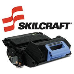 SKLQ5945A - SKILCRAFT Remanufactured Q5945A (45A) Toner, 18000 Page-Yield, Black