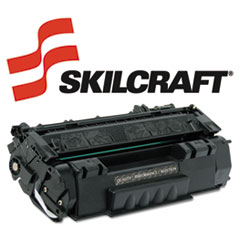 SKLQ5949A - SKILCRAFT Remanufactured Q5949A (49A) Toner, 2500 Page-Yield, Black