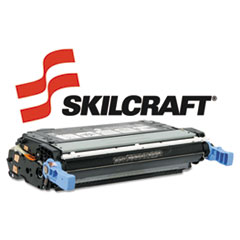 SKLQ5950A - SKILCRAFT Remanufactured Q5950A (643A) Toner, 11000 Page-Yield, Black