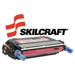 SKLQ5953A - SKILCRAFT Remanufactured Q5953A (643A) Toner, 10000 Page-Yield, Magenta