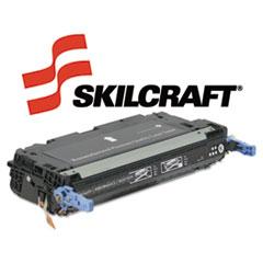 SKLQ6470A - SKILCRAFT Remanufactured Q6470A (501A) Toner, 6000 Page-Yield, Black