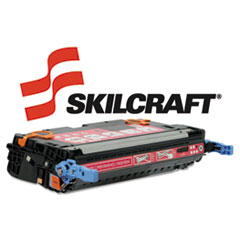 SKLQ6473A - SKILCRAFT Remanufactured Q6473A (501A) Toner, 4000 Page-Yield, Magenta