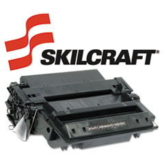 SKLQ7551X - SKILCRAFT Remanufactured High-Yield Q7551X (51X) Toner, Black
