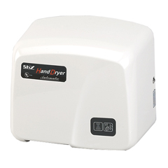 SKY3039-1800PA - SkyAutomatic ABS Hand Dryer