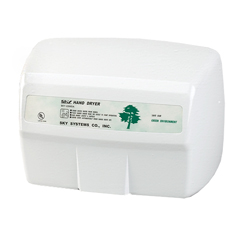 SKY3022-2200DA - SkyAutomatic Hand Dryer