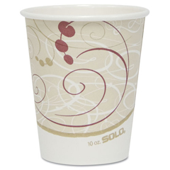 SLO370SMJ8000PK - Solo Paper Hot Cups in Symphony™ Design