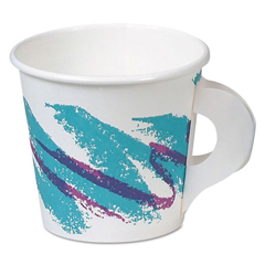 SLO374HJZJ - Solo Single-Sided Poly Paper Hot Cups