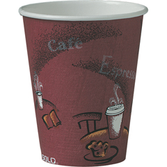SLO378SIPK - Solo Paper Hot Drink Cups