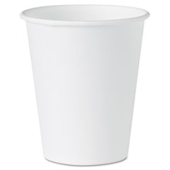SLO404 - Solo White Paper Water Cups