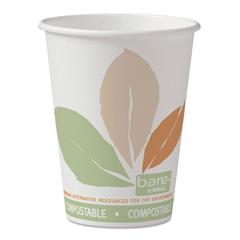SLO412PLNJ7234 - Solo Bare® Eco-Forward® PLA Paper Hot Cups