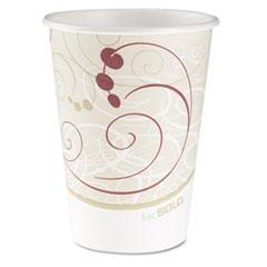 SLO412SMJ8000PK - Solo Paper Hot Cups