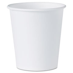 SLO44 - Solo White Paper Water Cups