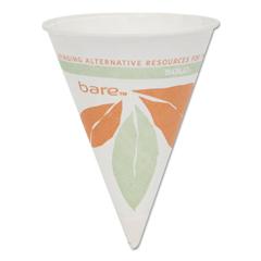 SLO4BRBB - Solo Bare™ Eco-Forward™ Paper Cone Water Cups