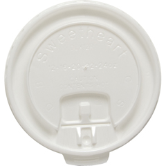 SLODLX12R - Solo Lift Back & Lock Tab Cup Lids For Trophy® Foam Hot/Cold Cups