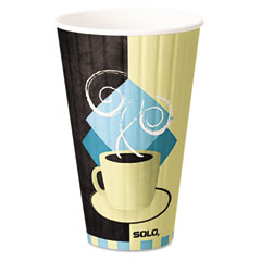 SLOIC20 - Solo Duo Shield™ Insulated Paper Hot Cups