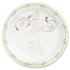 SLOMP9J8001CT - Solo Symphony™ Paper Dinnerware