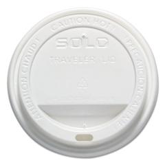 SLOOFTL160007 - Solo Traveler Drink-Thru Lids for 2-16oz Hot Cups