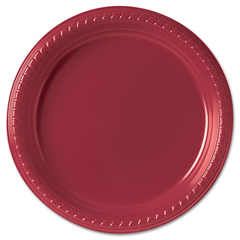 SLOPS95R0099CT - Solo Party Plastic Plates