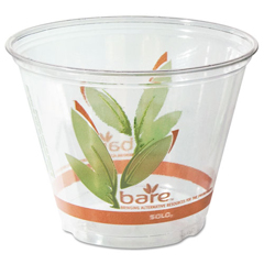 SLORTP9RJ9036 - Solo Bare® Eco-Forward® RPET Cold Cups