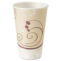 SLOX16J8002 - Solo Trophy® Insulated Thin-Wall Foam Hot/Cold Cup