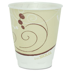 SLOX8J8002 - Solo Trophy® Insulated Thin-Wall Foam Hot/Cold Cup