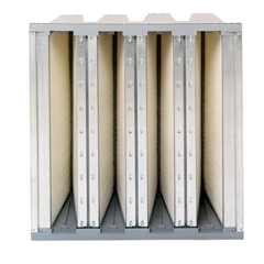 PUR5360867083 - PurolatorServa-Cell® High Efficiency Extended Surface Mini-Pleat Filter, MERV Rating : 12