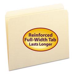 SMD10310 - Smead® Reinforced Tab Manila File Folder