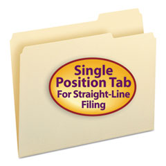 SMD10333 - Smead® Manila File Folders