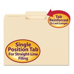 SMD10336 - Smead® Reinforced Tab Manila File Folder