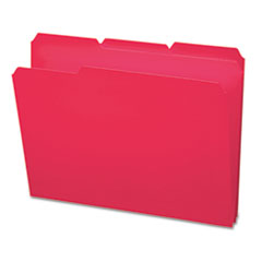 SMD10501 - Smead® Top Tab Poly Colored File Folders