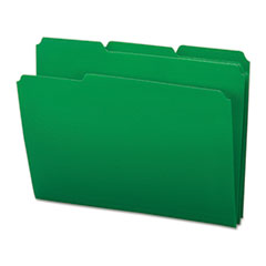 SMD10502 - Smead® Top Tab Poly Colored File Folders