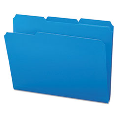 SMD10503 - Smead® Top Tab Poly Colored File Folders