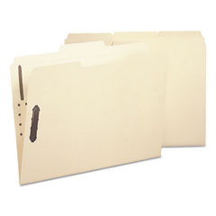 SMD10545 - Smead® Poly Top Tab Folder with Fasteners