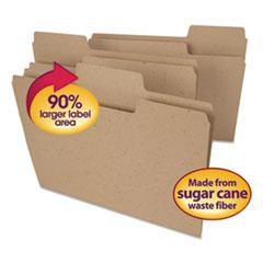 SMD10751 - Smead® Tree Free SuperTab® File Folders