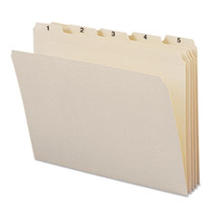 SMD11769 - Smead® Indexed File Folder Sets