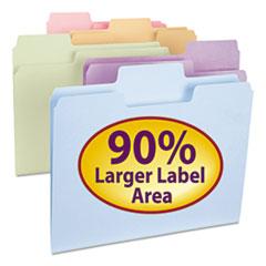 SMD11961 - Smead® SuperTab® Colored File Folders