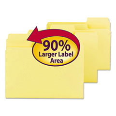 SMD11984 - Smead® SuperTab® Colored File Folders