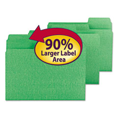 SMD11985 - Smead® SuperTab® Colored File Folders