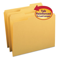 SMD12234 - Smead® Reinforced Top Tab Colored File Folders