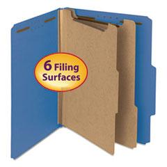 SMD14062 - Smead® 100% Recycled Pressboard Classification Folders