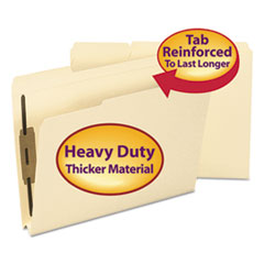 SMD14595 - Smead® Top Tab Manila Expansion Fastener Folders