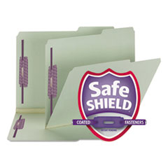 SMD14920 - Smead® Expanding Recycled Pressboard Folders With SafeShield™ Coated Fasteners