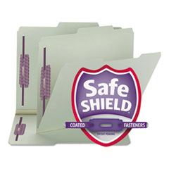 SMD14980 - Smead® Expanding Recycled Pressboard Folders With SafeShield™ Coated Fasteners