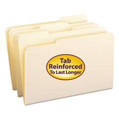 SMD15334 - Smead® Reinforced Tab Manila File Folder