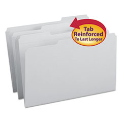 SMD17334 - Smead® Reinforced Top Tab Colored File Folders