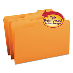 SMD17534 - Smead® Reinforced Top Tab Colored File Folders