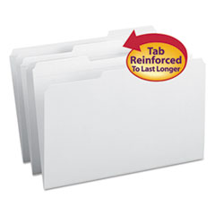 SMD17834 - Smead® Reinforced Top Tab Colored File Folders